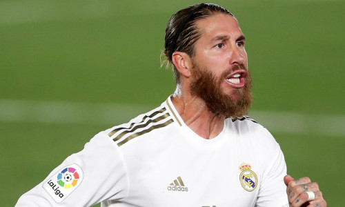 Real Madrid kit launch all but confirms Sergio Ramos' summer exit
