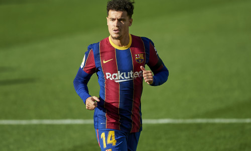 Arsenal and Coutinho are Barca's last hope for a successful January