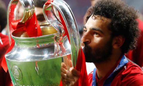 Mohamed Salah, Champions League, Liverpool