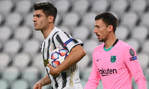 'If Juventus want Morata they'll have to pay for him' – Atletico Madrid president