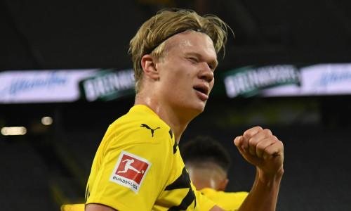 Haaland release clause denied by Dortmund