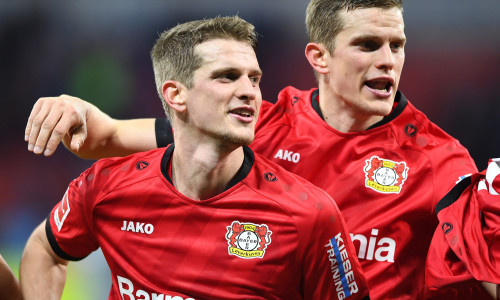 Leverkusen's Lars and Sven Bender set to retire at the end of the season