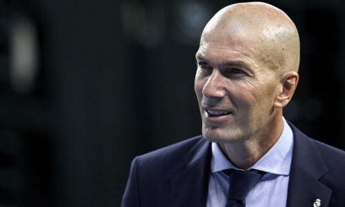 Zidane: I won't ask for new Real Madrid contract