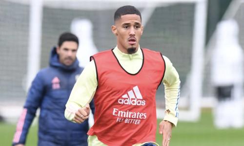 'Fed up' Arteta to allow Saliba to leave Arsenal