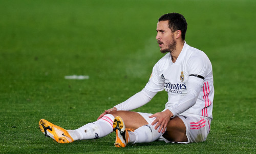 €40,000 a minute! The incredible cost of Eden Hazard to Real Madrid
