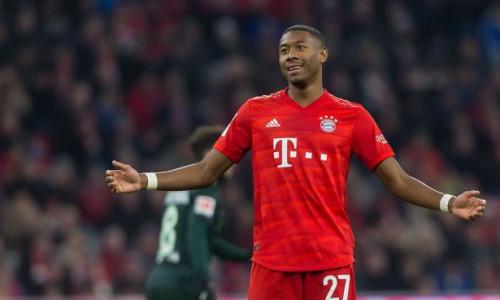 Liverpool urged to sign Alaba after Van Dijk injury