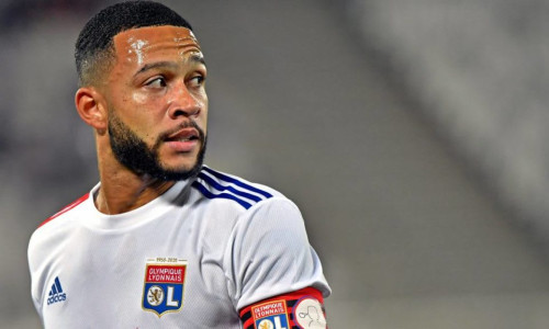 Memphis explains how he changed at Lyon following miserable Man Utd spell