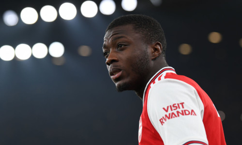 Nicolas Pepe was sold by Lille to Arsenal for €80m