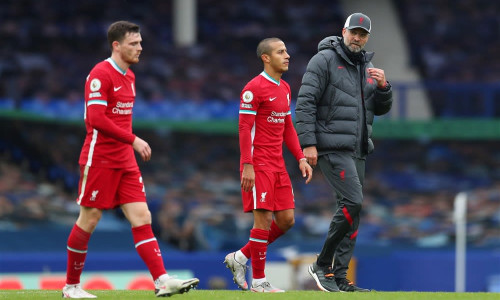 Could injuries hamper Thiago's Liverpool career?