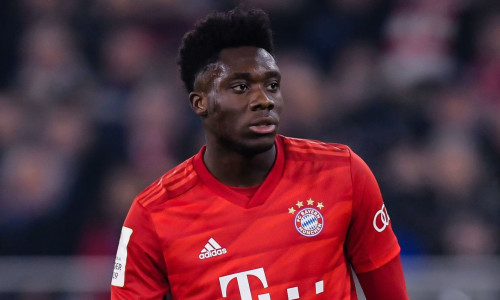 Bayern Munich's Alphonso Davies the world's most valuable youngster