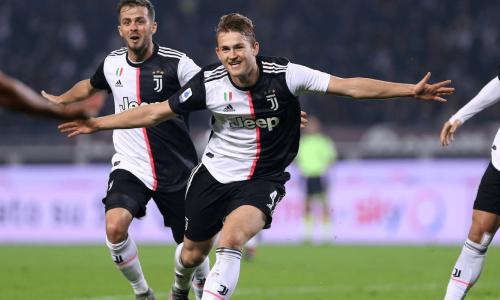 Juventus defender Matthijs de Ligt comments on reported interest from Barcelona