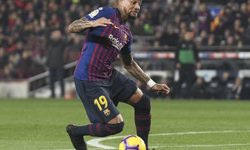 Kevin Prince Boateng at Barcelona