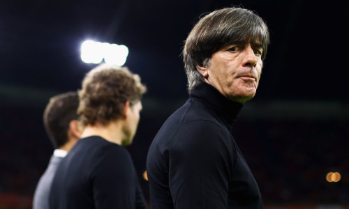 Jogi Low denies interest in summer move to Barcelona or Real Madrid