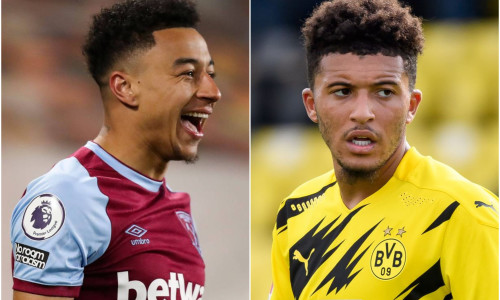 Could Lingard be the key to Man Utd finally signing Sancho this summer?