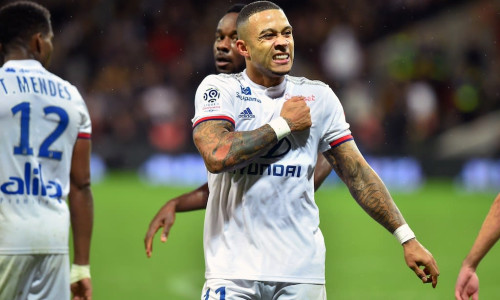 'I was told to drop Depay and Aouar' – Ex-Lyon boss in stunning Juninho rant