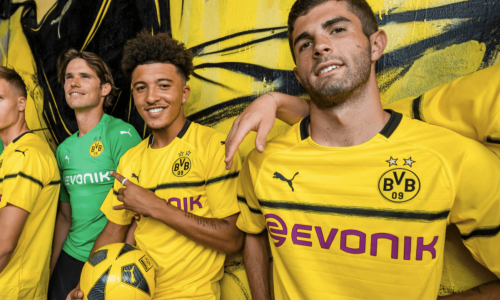 How Dortmund sold Christian Pulisic to Chelsea for £58m and replaced him with Jadon Sancho