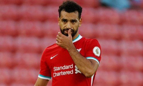 Salah is unhappy at Liverpool and might be sold, says former team-mate