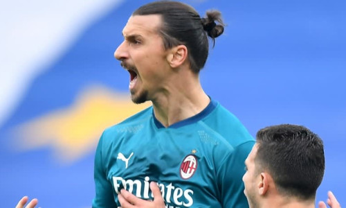 Ibrahimovic Milan contract extension a possibility