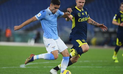 Andreas Pereira, Lazio, 2020/21