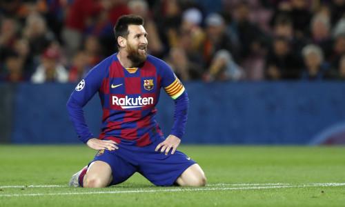 Lionel Messi: 2020/21 statistics for Barcelona
