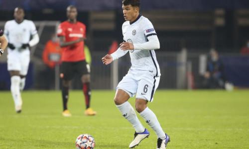Thiago Silva Chelsea 2020/21
