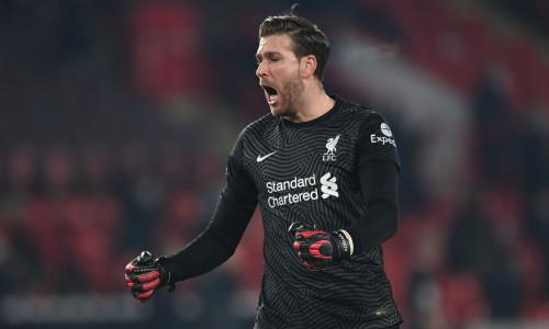 Adrian, Liverpool, Premier League, 2020/21