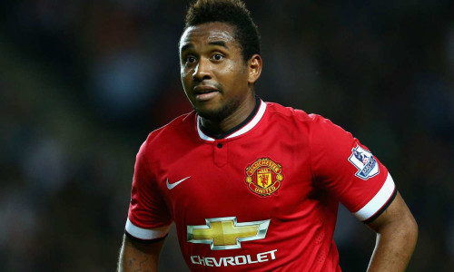 Anderson at Man Utd