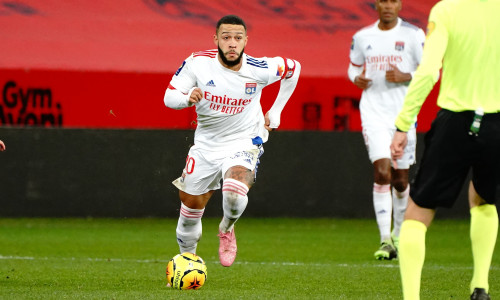 Depay is no Messi, Ronaldo, Neymar or Mbappe, says Lyon sporting director