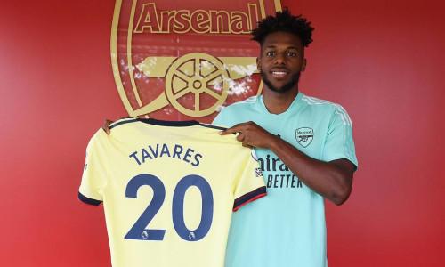 Nuno Tavares has joined Arsenal