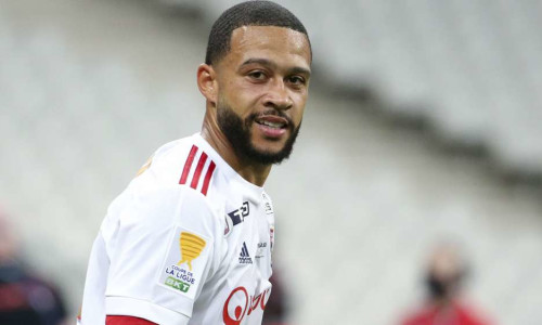 'Depay will not leave Lyon in January' – Barcelona move ruled out by Aulas