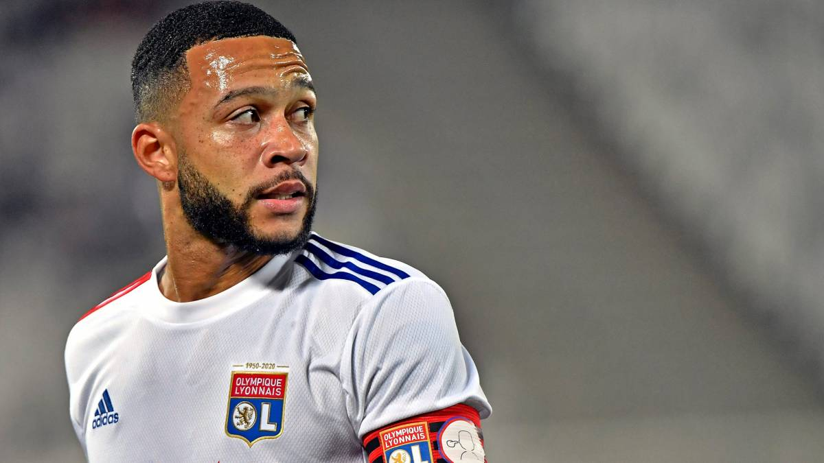 Memphis Depay: Which clubs could beat Barcelona to Lyon ace ...