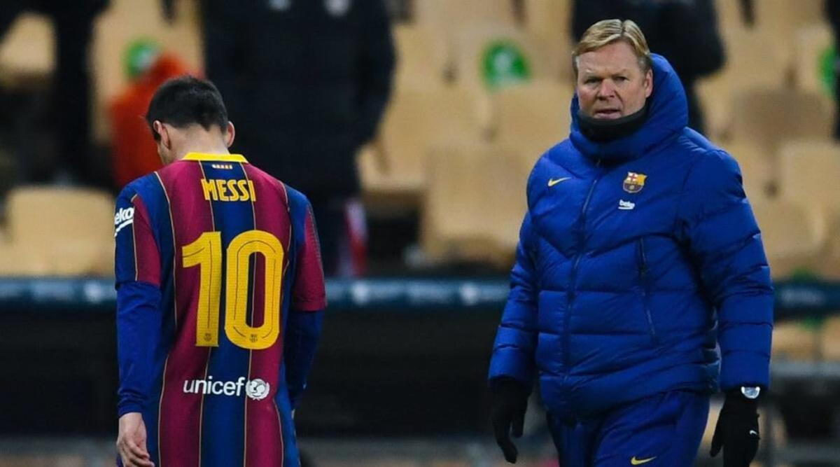 Laporta sends ominous message as Koeman's Barcelona fate to be decided next week