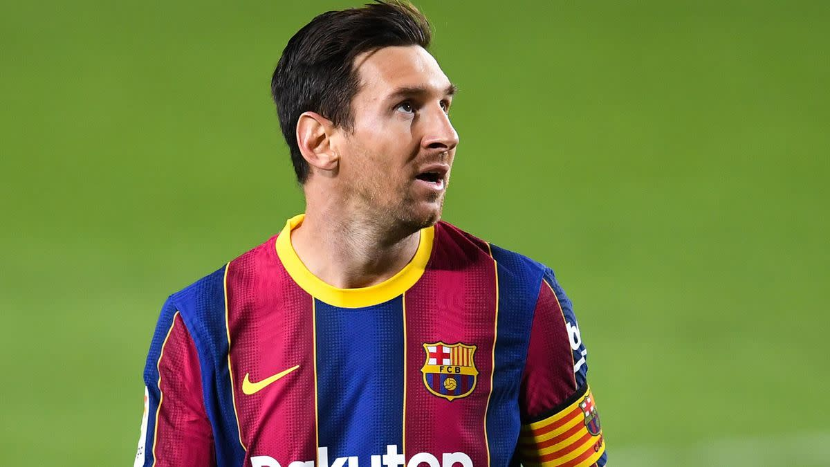 Man City may sign Messi by not complying with FFP, claims Tebas