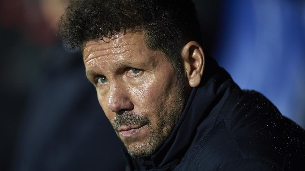 Diego Simeone has signed a new Atletico Madrid contract until 2024