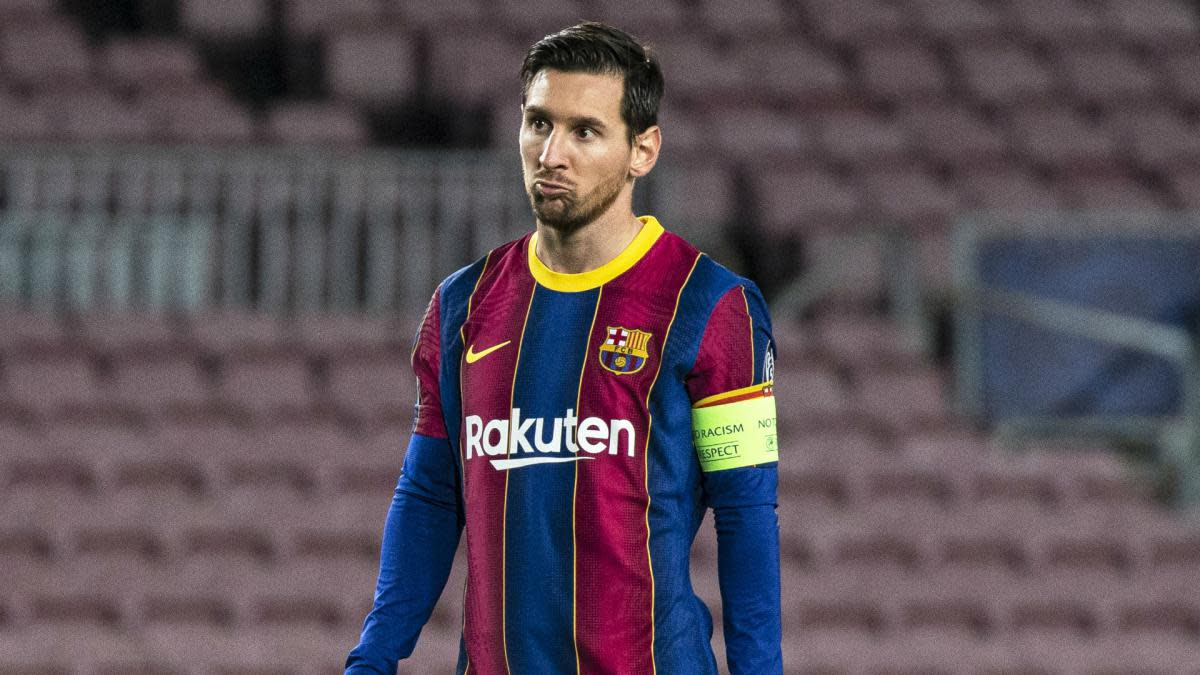 Messi's Barcelona future thrown into fresh doubt by salary limit