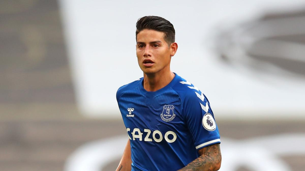 Should Everton cut their losses with an unhappy James Rodriguez?