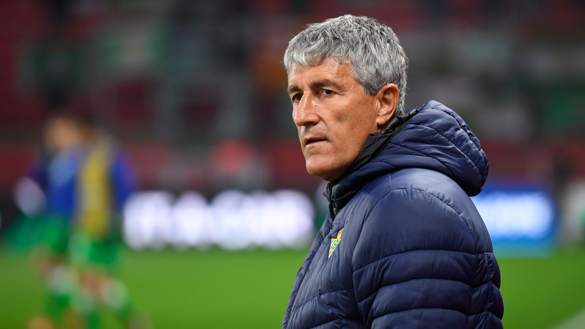 'Barcelona haven't even called to say I'm dismissed' claims Setien