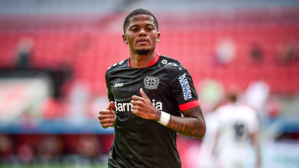 Should Manchester United sign Bayer Leverkusen's Leon Bailey?