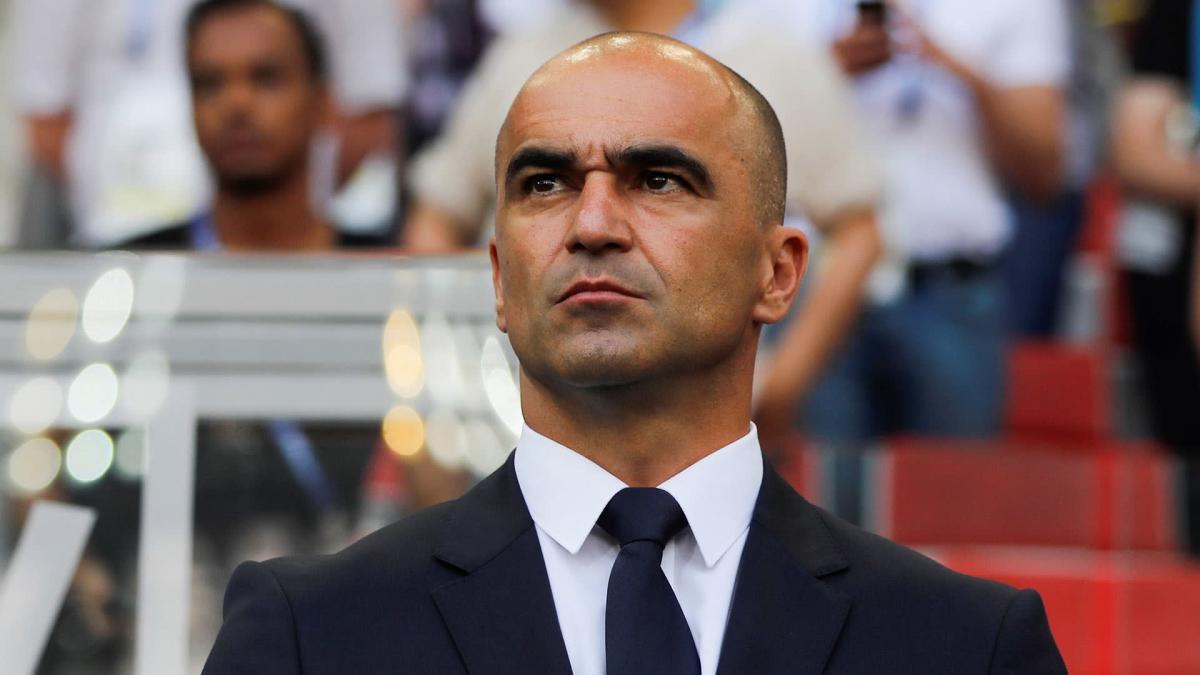 Belgium boss Roberto Martinez linked with Barcelona job