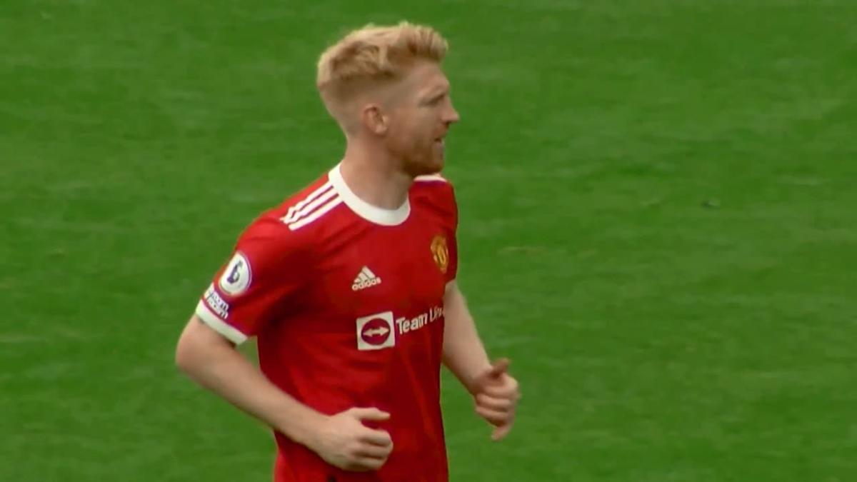 Paul McShane, Manchester United