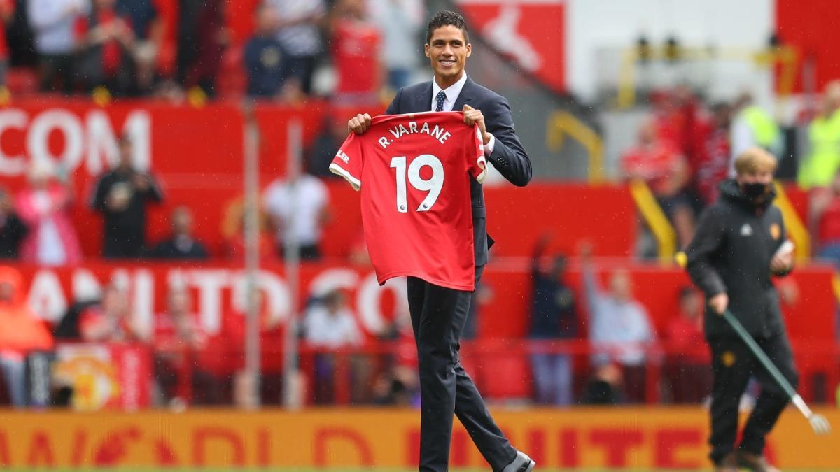 Raphael Varane, Manchester United, 2021/22