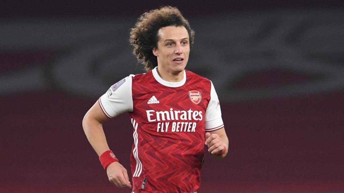 Arteta confirms whether Arsenal have offered David Luiz a new deal