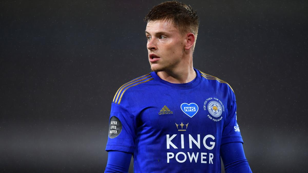Who is Harvey Barnes? The Leicester star wanted by Liverpool and Man Utd