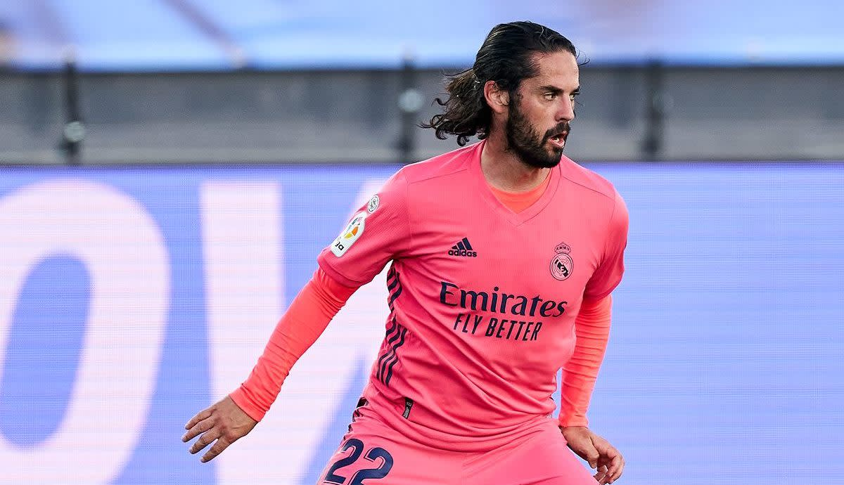 Isco to Everton: A likely transfer?