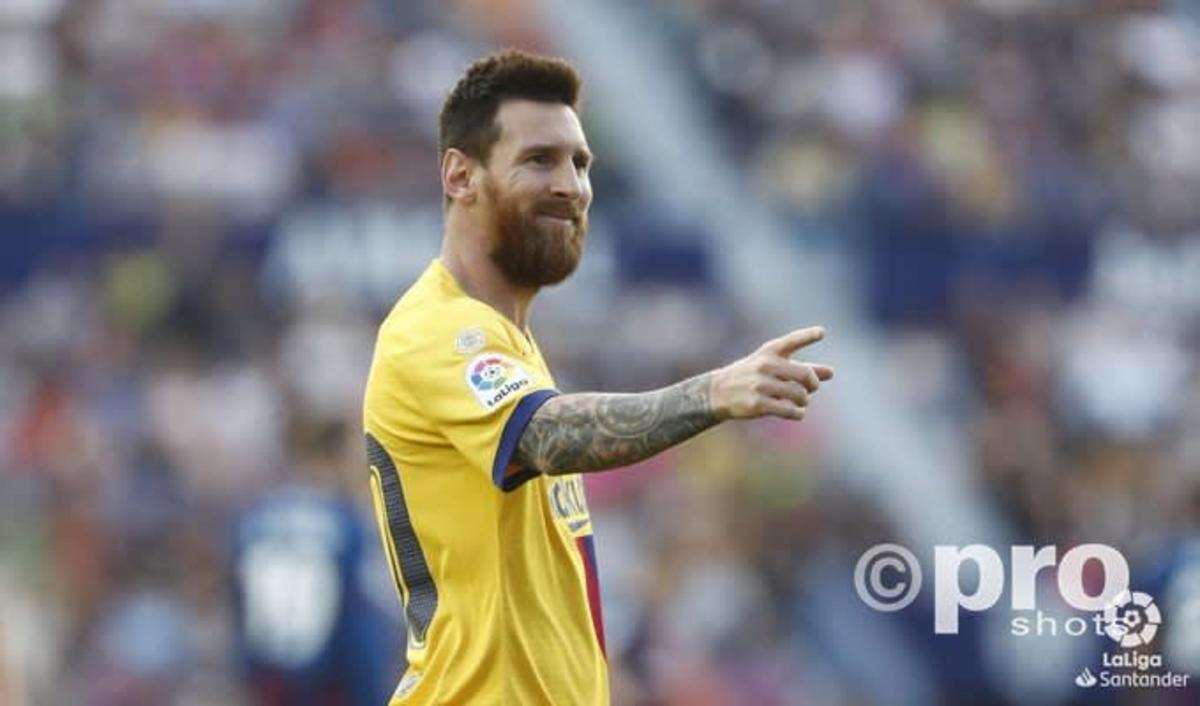 Lionel Messi is closing in on a new contract with Barcelona