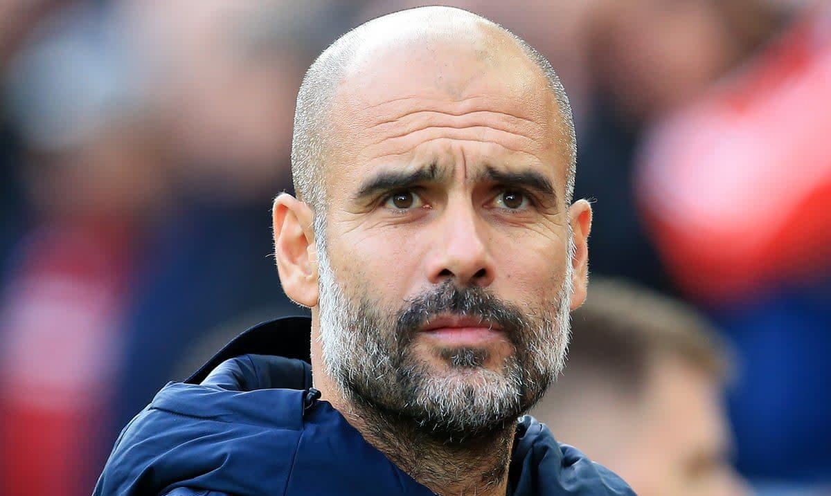 Guardiola rules out Man City signing any players in January