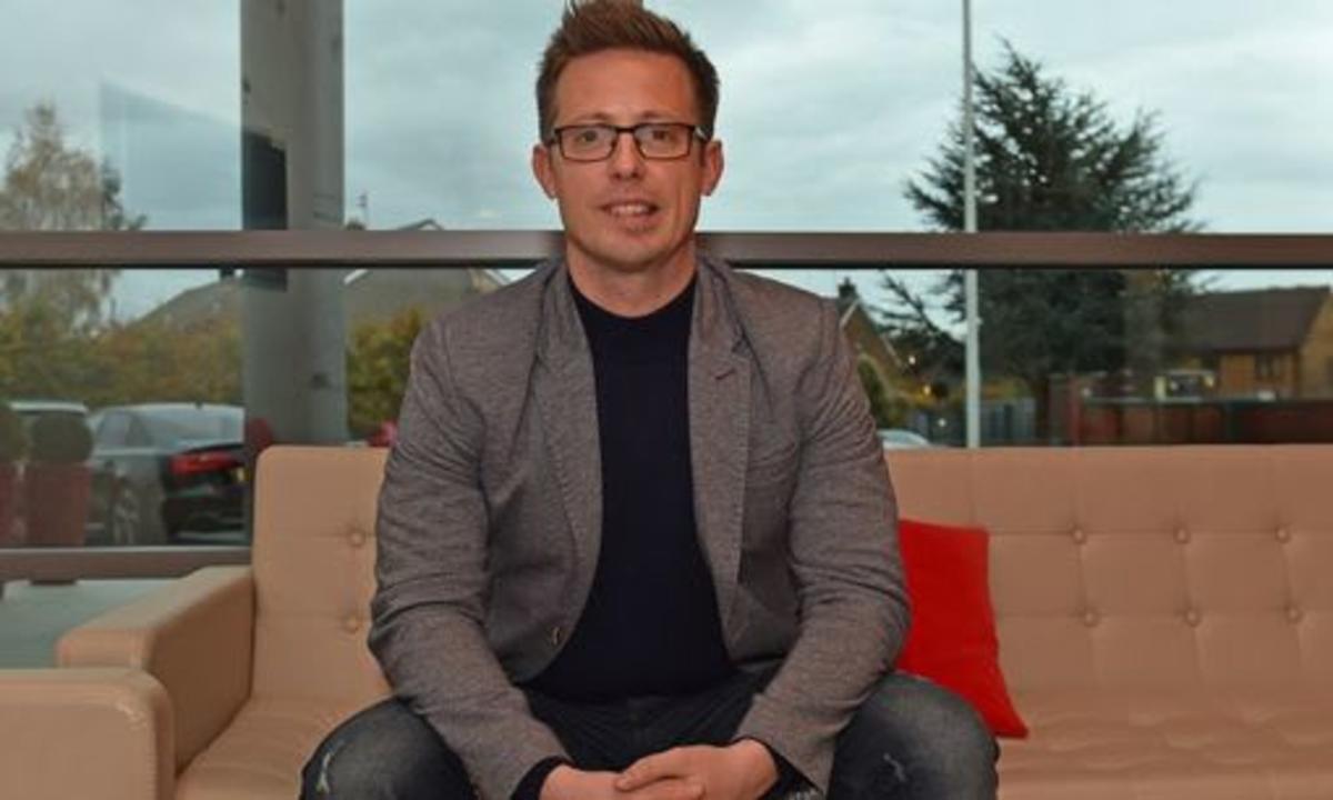 Liverpool director Michael Edwards