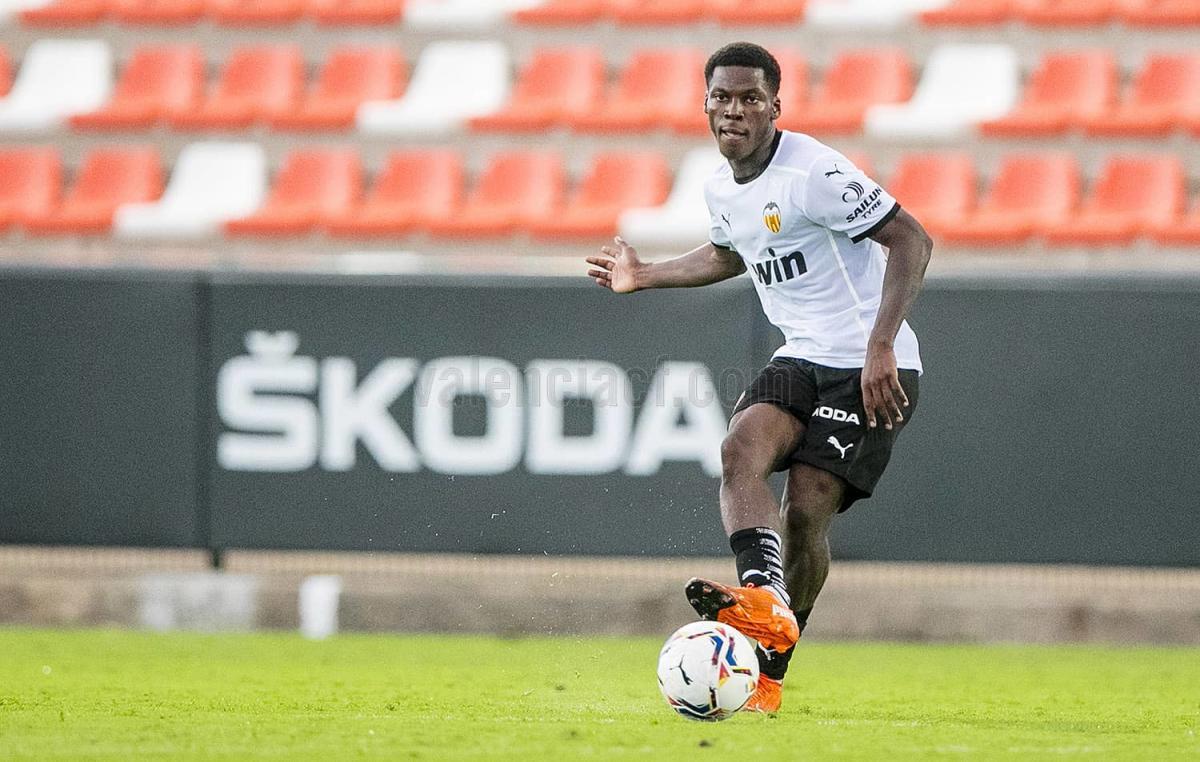 Yunus Musah: Valencia's English teen set for stardom