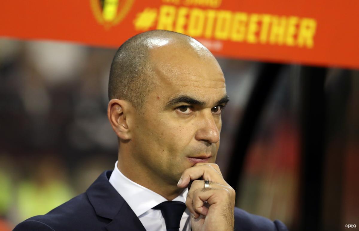 Barcelona are heavily linked with Roberto Martinez of Belgium