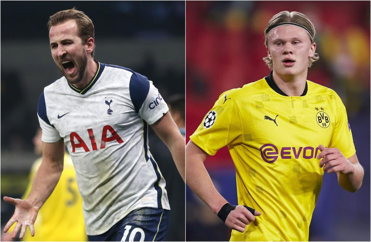 How Haaland has helped move Kane up Man Utd and Chelsea's shopping list